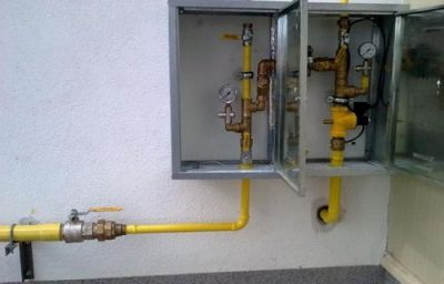 Прекарване на газ - Изображение 2