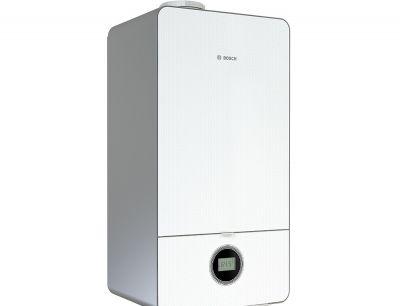Bosch, Condens 7000iW 30/35 C 23 , двуконтурен стенен котел, мощност БГВ 4,4 - 35 kW, D + комин