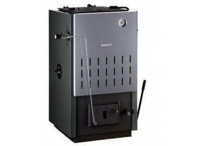 КОТЕЛ BOSCH Solid 2000B SFU 24kW, пелетна горелка Pellet Brenn 2000, комплект за преобразуване
